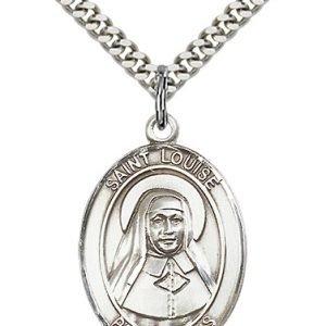 St. Louise De Marillac Medal - 82094 Saint Medal