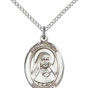 St. Louise De Marillac Medal - 83460 Saint Medal