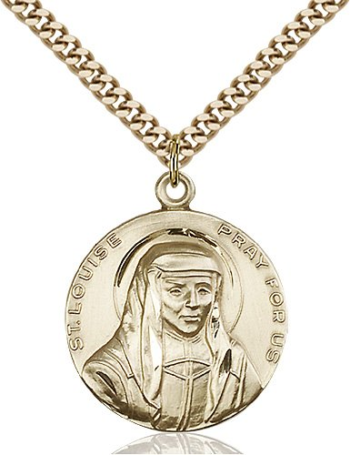 St. Louise Medal - 81694 Saint Medal