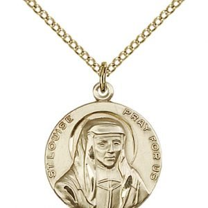 St. Louise Medal - 81697 Saint Medal