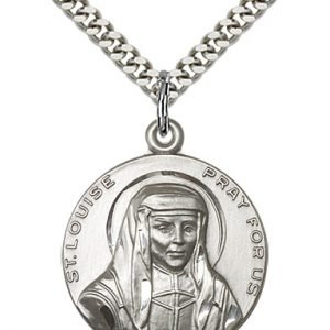 St. Louise Medal - 81696 Saint Medal