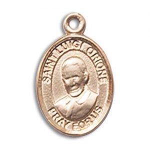 St. Luigi Orione Charm - 14 Karat Gold Filled (#85307)