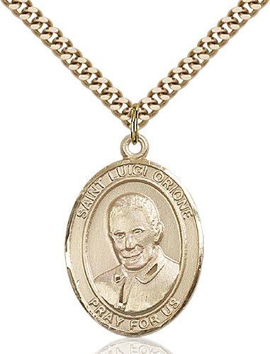 St. Luigi Orione Medal - 82748 Saint Medal