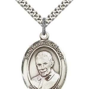 St. Luigi Orione Medal - 82750 Saint Medal