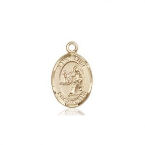St. Luke the Apostle Charm - 84662 Saint Medal