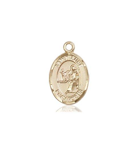 St. Luke the Apostle Charm - 84662 Saint Medal