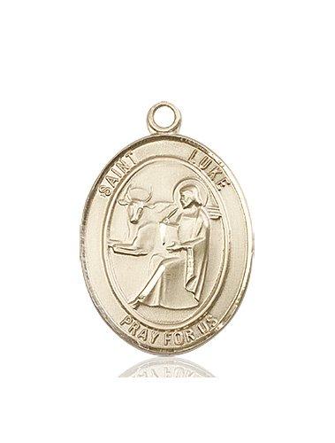 St. Luke the Apostle Medal - 82105 Saint Medal