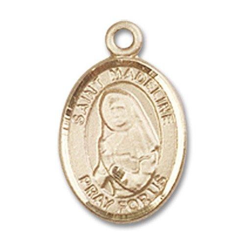 St. Madeline Sophie Barat Charm - 14 Karat Gold Filled (#85090)
