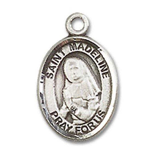 St. Madeline Sophie Barat Charm - Sterling Silver (#85092)