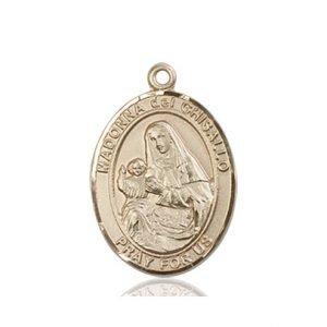St. Madonna Del Ghisallo Medal - 83830 Saint Medal