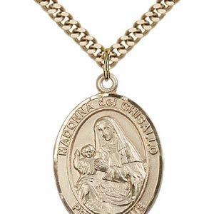 St. Madonna Del Ghisallo Medal - 82457 Saint Medal