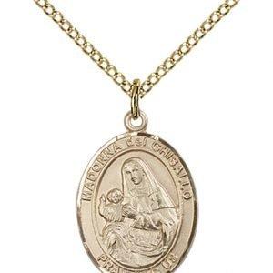 St. Madonna Del Ghisallo Medal - 83829 Saint Medal