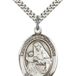 St. Madonna Del Ghisallo Medal - 82459 Saint Medal
