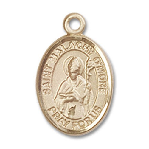 St. Malachy O'More Charm - 14 Karat Gold Filled (#85277)