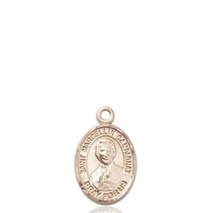 St. Marcellin Champagnat Charm - 14 KT Gold (#84826)