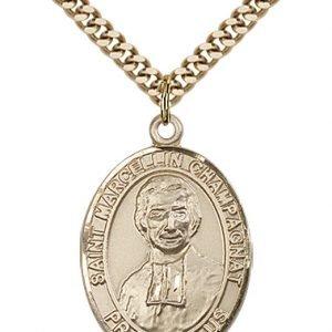 St. Marcellin Champagnat Medal - 82268 Saint Medal