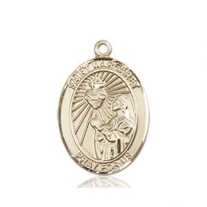 St. Margaret Mary Alacoque Medal - 83483 Saint Medal