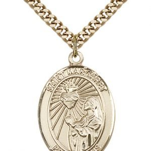 St. Margaret Mary Alacoque Medal - 82116 Saint Medal