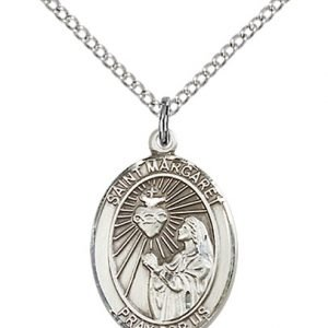 St. Margaret Mary Alacoque Medal - 83484 Saint Medal