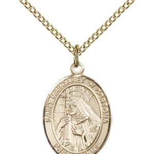 St. Margaret of Cortona Medal - 84051 Saint Medal