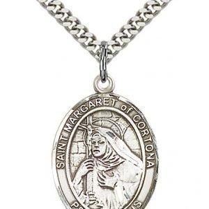 St. Margaret of Cortona Medal - 82681 Saint Medal