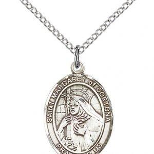 St. Margaret of Cortona Medal - 84053 Saint Medal