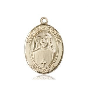 St. Maria Faustina Medal - 83474 Saint Medal