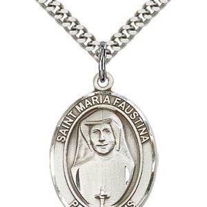 St. Maria Faustina Medal - 82109 Saint Medal