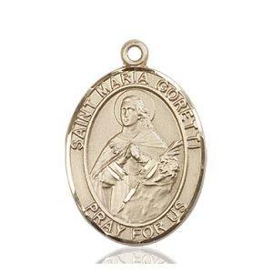 St. Maria Goretti Medal - 82464 Saint Medal
