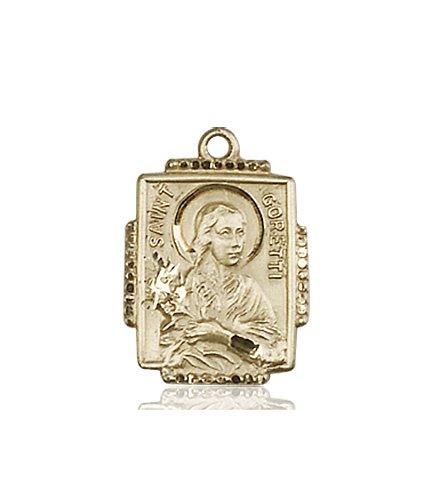 St. Maria Goretti Medal - 83086 Saint Medal