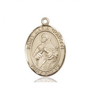 St. Maria Goretti Medal - 83836 Saint Medal