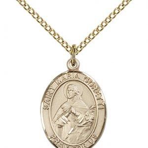 St. Maria Goretti Medal - 83835 Saint Medal