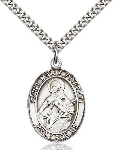 St. Maria Goretti Medal - 82465 Saint Medal