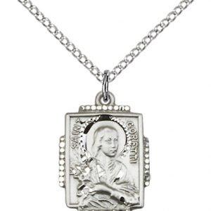 St Maria Goretti Medals