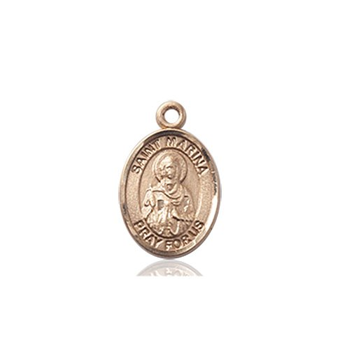 St. Marina Charm - 85449 Saint Medal