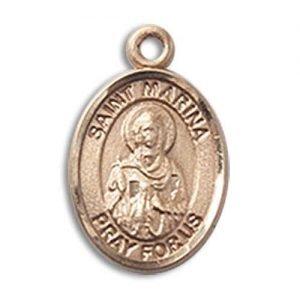 St. Marina Charm - 85448 Saint Medal