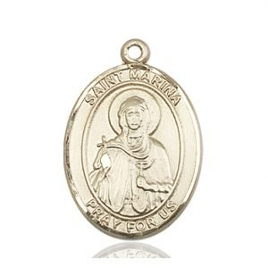 St. Marina Medal - 82890 Saint Medal