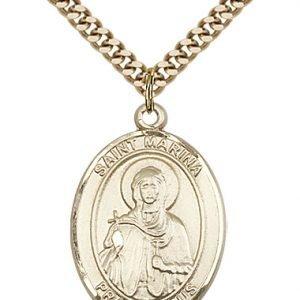 St. Marina Medal - 82889 Saint Medal