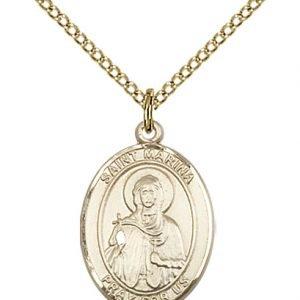 St. Marina Medal - 84261 Saint Medal