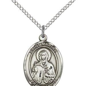 St. Marina Medal - 84263 Saint Medal