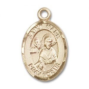 St. Mark the Evangelist Charm - 14 Karat Gold Filled (#84667)