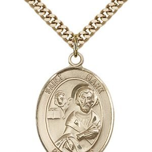 St. Mark the Evangelist Medal - 82110 Saint Medal