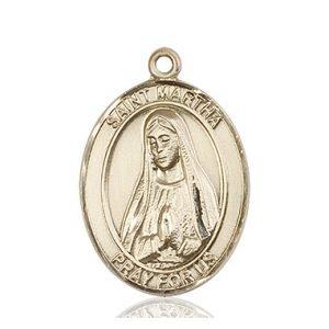 St. Martha Medal - 82126 Saint Medal