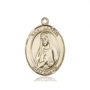 St. Martha Medal - 83492 Saint Medal