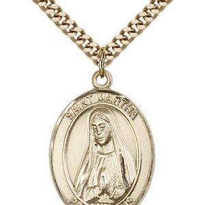 St. Martha Medal - 82125 Saint Medal