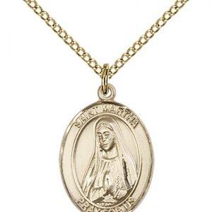 St. Martha Medal - 83491 Saint Medal