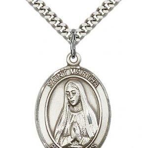 St. Martha Medal - 82127 Saint Medal