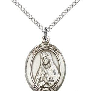 St. Martha Medal - 85633 Saint Medal