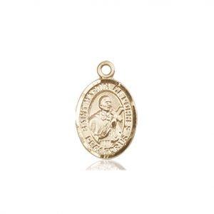 St. Martin De Porres Charm - 84719 Saint Medal
