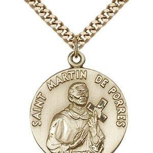 St. Martin De Porres Medal - 81700 Saint Medal